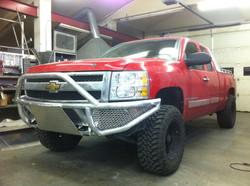 Buck's Custom Bumper