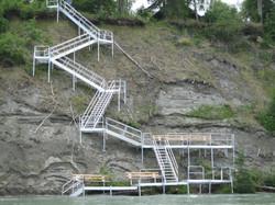 Aluminum Stairways/Boardwalks