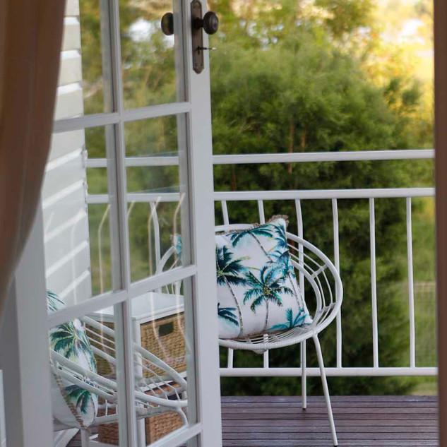 Porch off Queen room
