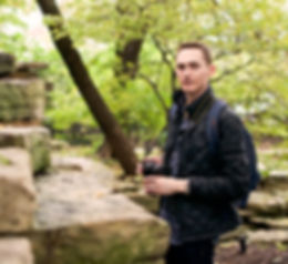 Photograph of Eric Mitchell