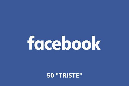 """50 """"Triste"""" Facebook"""