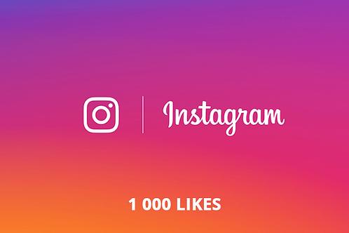 1 000 Likes Instagram