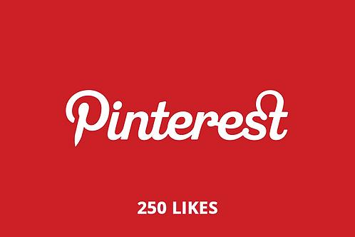 250 likes Pinterest