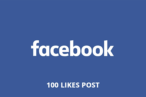 100 Likes Post Facebook