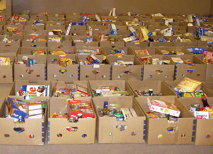 boxes-groceries-food-charity-giving-non-