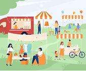 happy-people-street-season-flea-market-f
