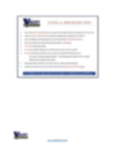 VDI Public Plan COVID operational plan j