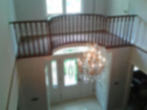 Staircase refinishing in Hamilton, Oakville and Burlington