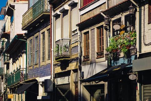Porto Fassade