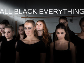 Cosima Kiby - All Black Everything