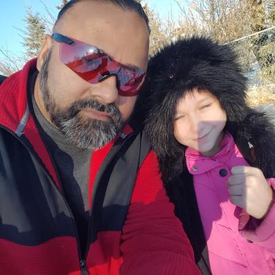 Aurora and Sunny Singh, Alberta
