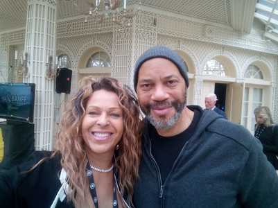 Suza and John Ridley