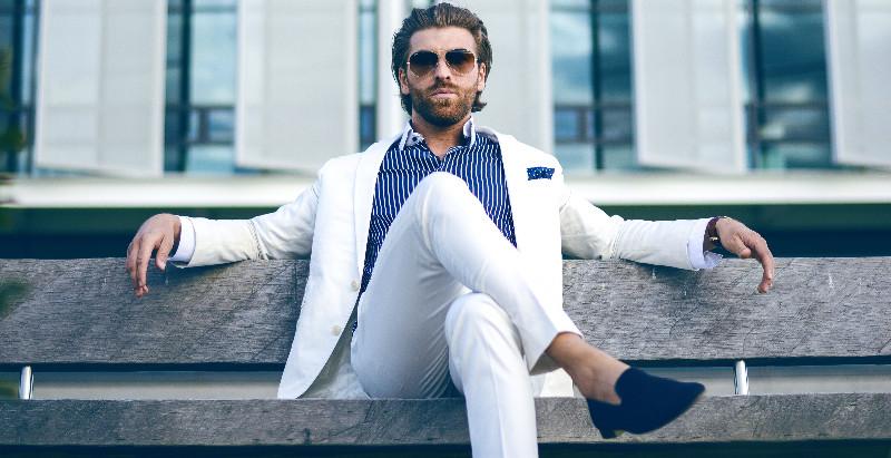 Como montar um look masculino casual?