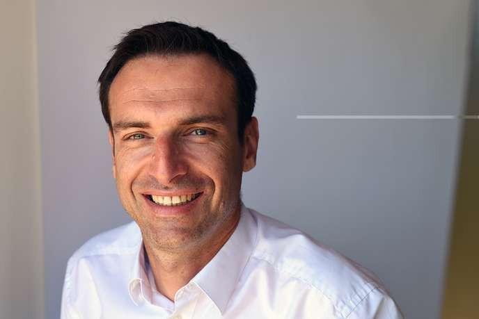 Christophe Deboffe, fondateur de Neo-Eco
