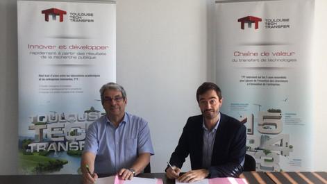 La start up Valame, appartenant à l'écosystème de Neo-Eco, signe un partenariat sur deux brevets