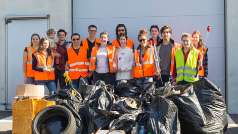 World Clean up Day : Les équipes Neo-Eco se mobilisent