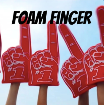 Foam Finger:Episode 3- Special Guest Malik Buzby (Defensive Tackle from Presbyterian College)