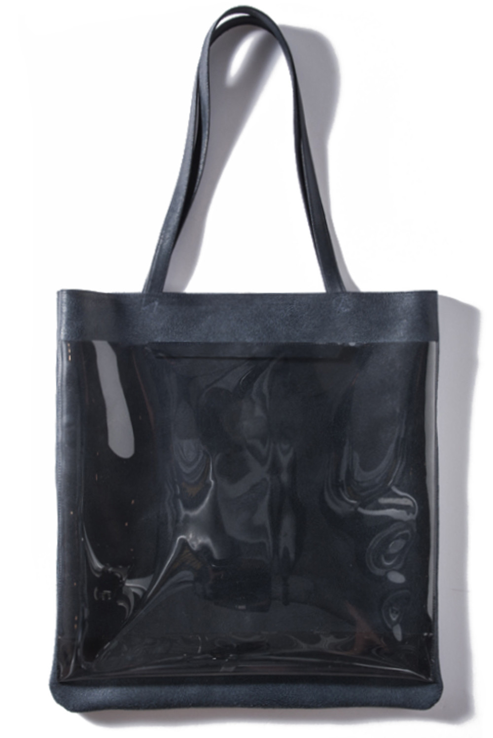 Tote Bag Vinyl ¥26000 (without tax) #NAVY