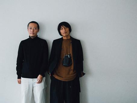 Fashionsnap.com 【対談】三原康裕×HOFF 森永潤一郎