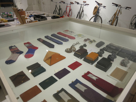 POP UP SHOP at  tokyo bike London  『EDITIONS by _____ WAGUMI』