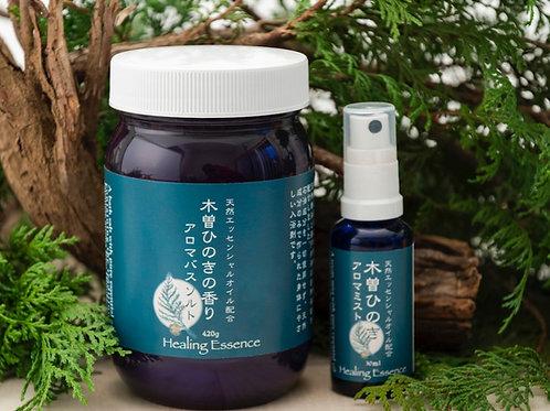 樹齢三百年 木曽ひのきの香りギフトセット