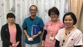 アロマを活用する医療とケアの現場: 熊本市・みゆきの里