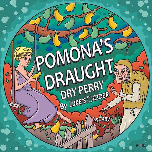 POMONA'S DRAUGHT: DRY PERRY