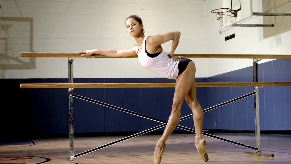 Misty Copeland Under Armor Ad