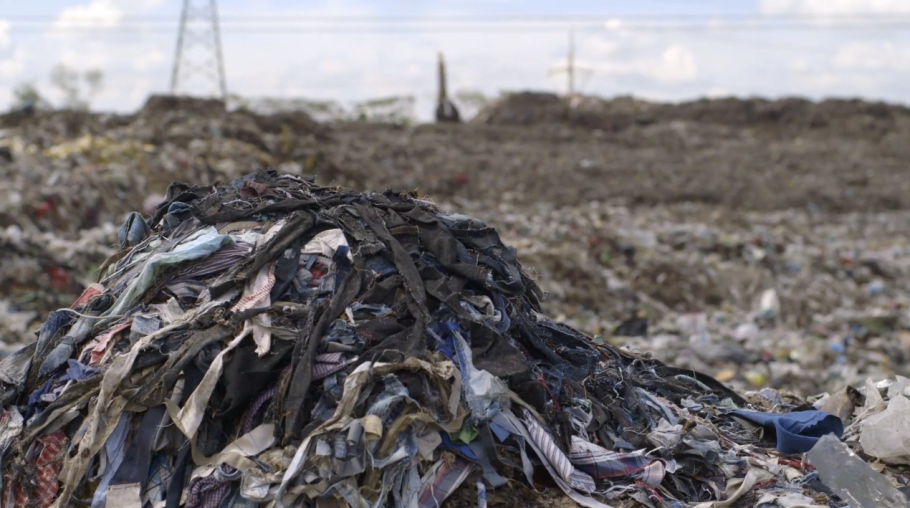 The true cost of how toxic the fast fashion industry is, and the waste it produces.