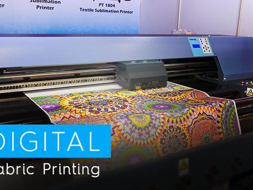 Digital printing vs Traditional methods