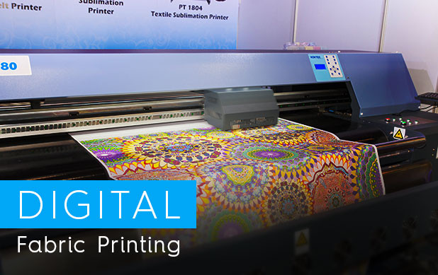 Digital printing is a technology that has revolutionized the textile industry.