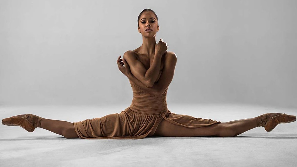 Misty Copeland is breaking barriers.
