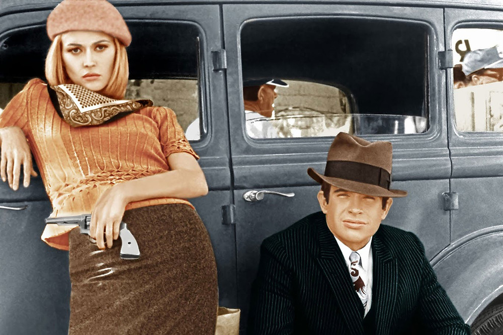Bonnie and Clyde, most iconic outlaw couple