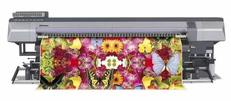 digital printer for textiles
