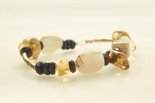 Gem 'n Gold Bracelet