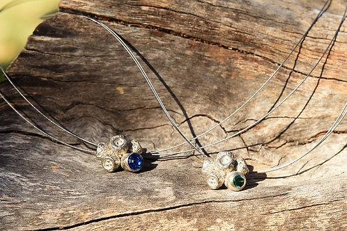 Single Gumnut Necklace