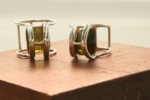 Tourmaline Design Rings