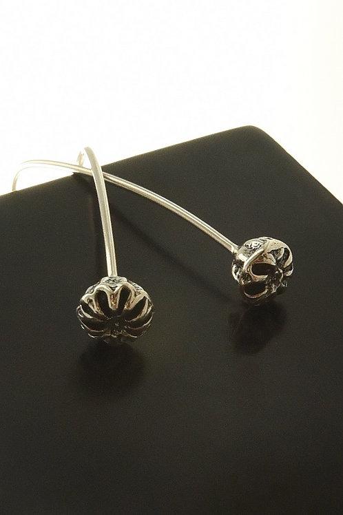Long Australian Seed Earrings