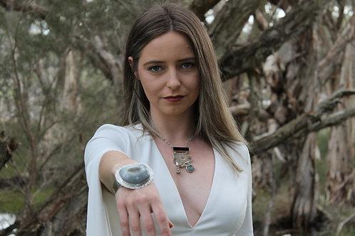 Stunning Geode Bracelet