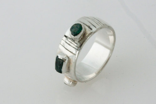 Emeralds Ring