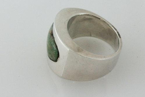 Rubizoicite Ring