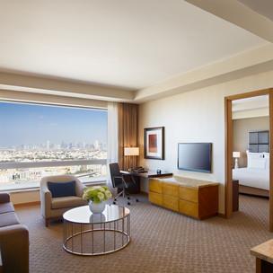 Swissotel Al Ghurair Classic Suite
