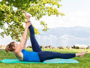 Warum ist Pilates ein so wertvolles Training? Freie Kursplätze