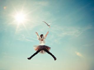 Glück bewegt, Bewegung macht glücklich