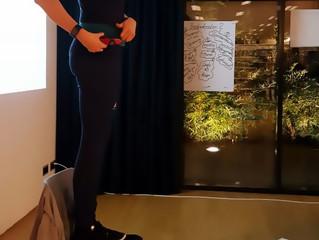 Vortrag: Warum ein fitter Beckenboden Balsam für den ganzen Körper ist!