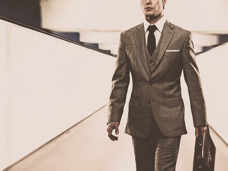 5 Rules On The Gentleman's Suit