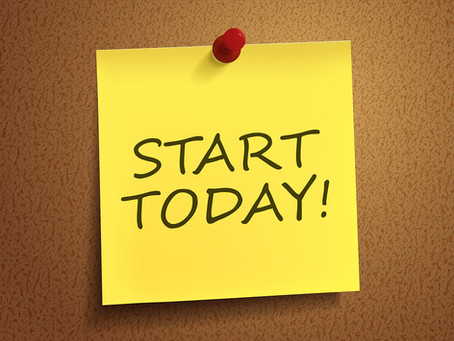 Dress for Success... Start today!