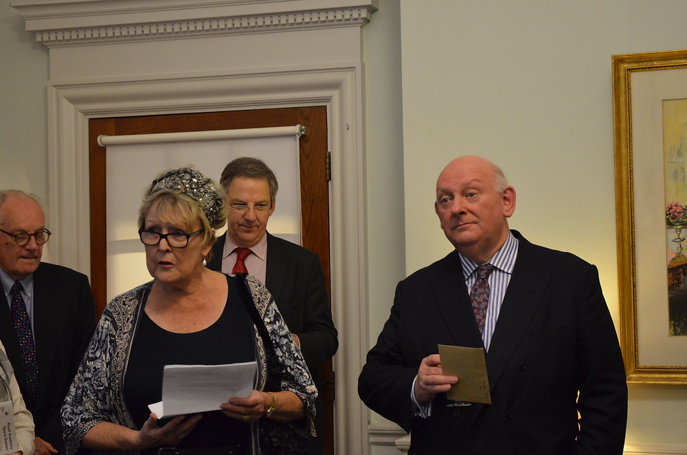 Elizabeth Muir Lewis, Mark Wildman, Jonathan Freeman Attwood