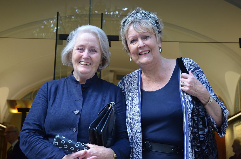 Sally Walker, Elizabeth Muir Lewis