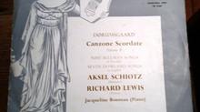 Rare 1950s Dowland recording found